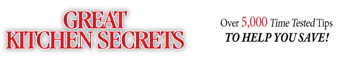 Kitchen Secrets Logo